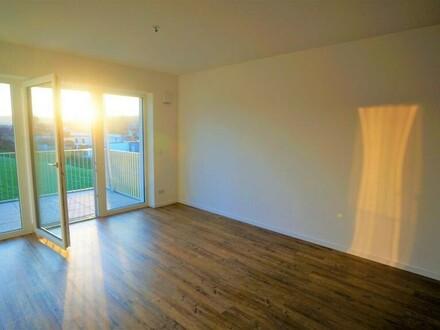 Neubau 3 Zimmerwohnung mit Balkon