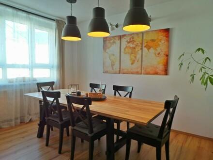 Sonnige Wohnung mit Wohlfühleffekt!!! inkl. Garten und Garage