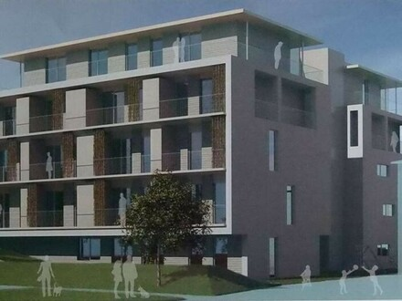 Linz/Süd: Neubauprojekt in ÖKO-Stil, Erdgeschoss Top 1- Top 4