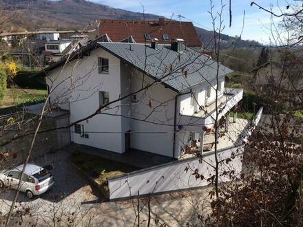 2 Fam. Haus mit Flair in Urfahr, ruhige Lage 7 Parkplätze