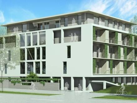 Linz/Süd: Neubauprojekt in ÖKO-Stil, Dachgeschoss Top 21 - Top 23