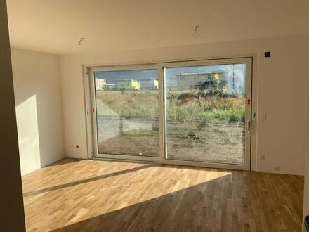 Traumhafte moderne Gartenwohnung im Grünen / Erstbezug // Dreamful modern Garden Apartment in the Greenery / First Occupation