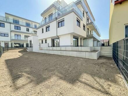 Eine Gartenwohnung mit Hauscharakter im Herzen Asperns - Provisionsfrei f. Käufer // A garden apartment with house character…