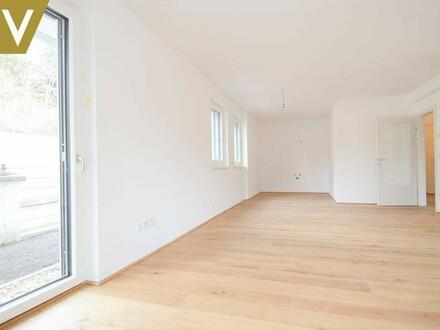 Großzügige 2 Zimmer Gartenwohnung am Kierlingbach - PROVISIONSFREI // Generous 2 Room garden apartment near Kierlingbach…