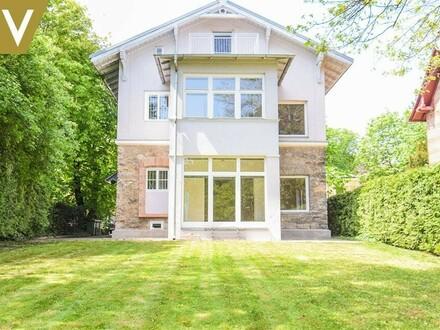Zentral wohnen in idyllisch, grünen Umgebung // Central residence in idillic, green surrounding