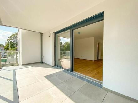Gehobene Singlewohnung mit Terrasse - PROVISIONSFREI f. Käufer // Premium single apartment with terrace - buyer commission…