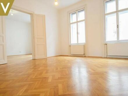 Wunderschöne, elegante 3 Zimmer Altbauwohnung // Beautiful, elegant 3 room apartment in Viennese old building