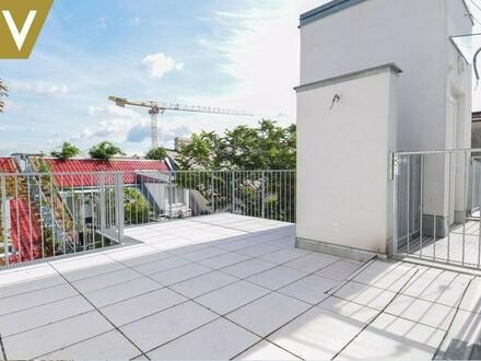 Terrasse-Lift-Ausgang