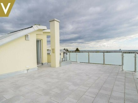 Luxus-Maisonette mit Rundum-Weitblick und 2 optionale Garagenplätze // Luxury duplex with panoramic views and 2 optional…