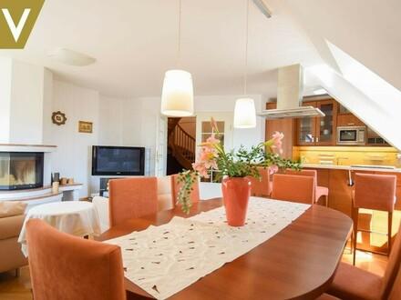 Geschmackvoll eingerichtete Luxus Terrassen-Wohnung // Tastefully furnished luxury Terrace Apartment