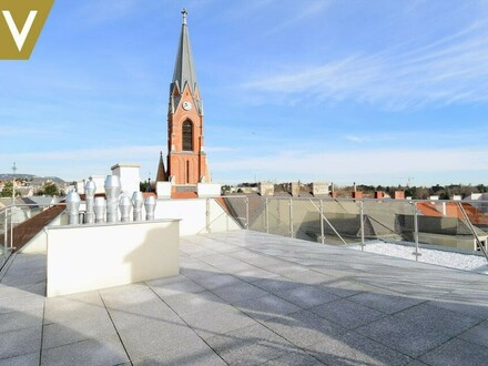 Dachterrasse-Perspektive