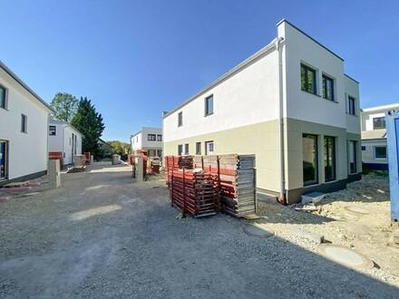 Herzgewinnend - Doppelhaushälfte in Groß Enzersdorfs … Provisionsfrei f. Käufer // Heart-winning; semi-detached house in…