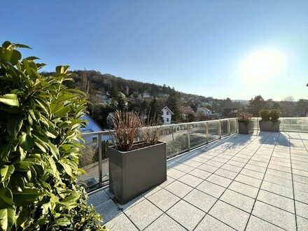 Einmalige Terrassenwohnung am Kierlingbach - PROVISIONSFREI // Unique Terrace Apartment near Kierlingbach - Commission FREE…