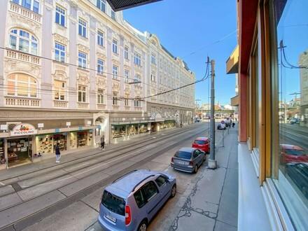 Gartenwohnung als kleine Praxis im Zentrum Gersthof // Garden apartment as small practice in the center of Gersthof