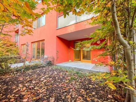 Gartenwohnung im Zentrum Gersthof // Garden-apartment in central Gersthof