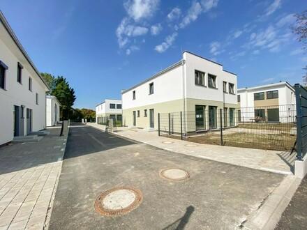 Volltreffer - Doppelhaushälfte im Herzen Groß Enzersdorfs … Provisionsfrei f. Käufer // A real hit - semi-detached house…