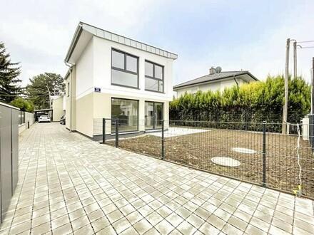 Leben ist Zuhause - Reihenendhaus in Aspern - Provisionsfrei f. Käufer // Living means being home - Aspern - Commission free…