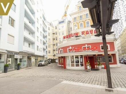 Innesnstadt Praxis mit Terasse Nähe Moulin Rouge und der Wiener Staatsoper // City Terrace Practice near Moulin Rouge and…