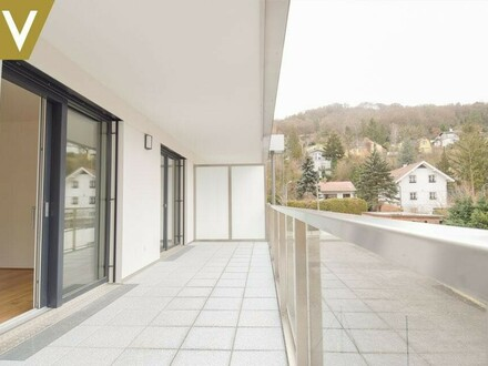 Geräumige Terrassenwohnung am Kierlingbach- PROVISIONSFREI // Spacious Terrace Apartment near Kierlingbach - Commission FREE