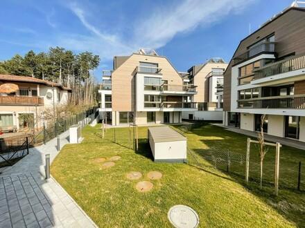 Gartenwohnung mit Terrasse zw. Stadt & Land f. gehobene Ansprüche // Garden apartment with Terrace btw. city & country…