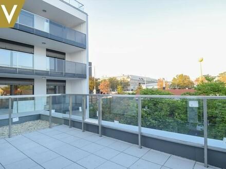 3 Zimmer Wohnung mit 2 Terrassen nähe Donauzentrum - Provisionsfrei // 3 Room apartment with two terraces near Donauzentrum…