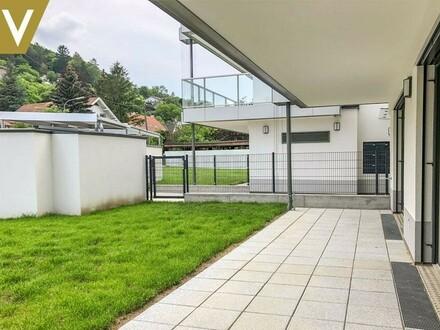 Entzückende 3 Zimmer Gartenwohnung am Kierlingbach- PROVISIONSFREI // Charming 3 room garden apartment near Kierlingbach…