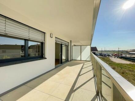 2 Zimmer mit Terrasse im Herzen Asperns - Provisionsfrei f. Käufer // 2 rooms with terrace at the heart of Aspern - brokerage…