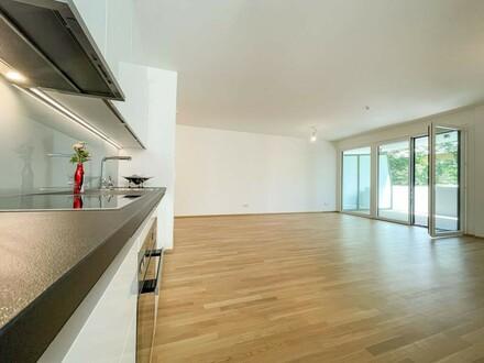 Moderne Terrassenwohnung im Erstbezug in Wien Währing // Modern Terrace apartment on first occupancy in Vienna Waehring