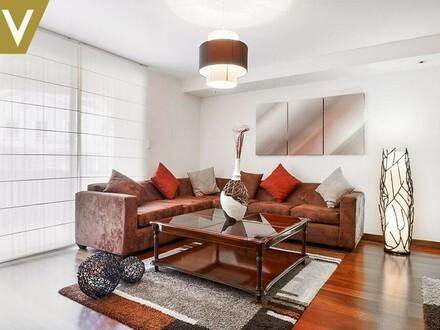 Wohnzimmer-Symbolbild