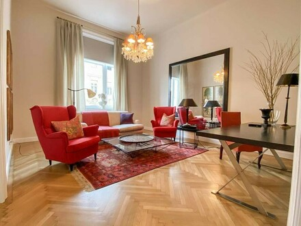 Möbliertes Apartment in sehr guter Lage // Furnished Apartment in very good locartion //
