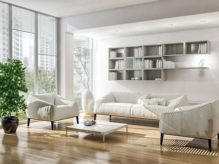 Elegante 3-Zimmerwohnung mit Terrasse am Kagraner Platz - Provisionsfrei f. Käufer // Elegant 3 rooms apartment with terrace…