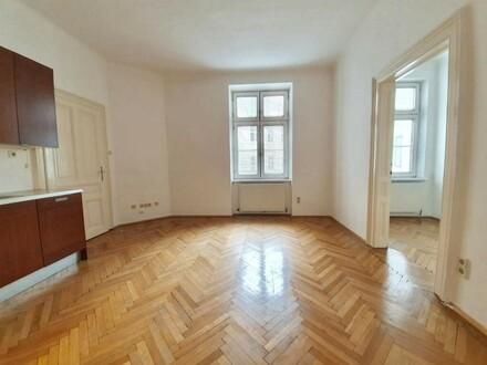 Währinger Straße!!! Hofseitige 2-Zimmer-Altbauwohnung in Traumlage