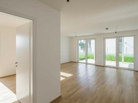 Top Vorsorgeobjekt! Hochwertige 2 Zimmerwohnung mit großem Garten PLUS Terrasse! Provisionsfrei