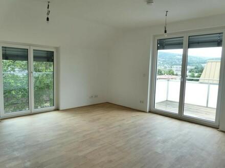 NEU: 3 Zimmer Neubauwohnung mit 6m² großem Balkon