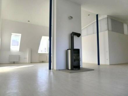 Exklusiver 3-Zimmer-Wohntraum mit Loft-Charakter und 27m² Terrasse mit grandiosem Weitblick