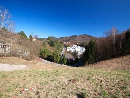 Blick Richtung Perchtoldsdorf