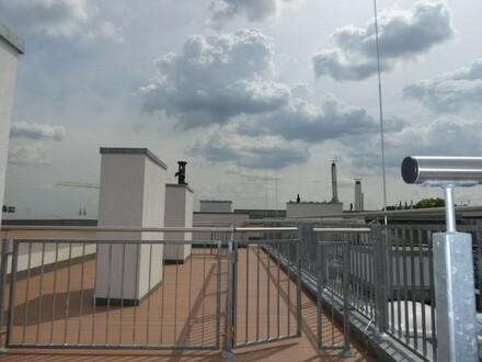 """""""Daheim ist der Himmel blauer""""-Moderne Dachwohnungen mit Terrasse, Erstbezug, 3 zentrale Zimmer, moderne Einbauküche"""