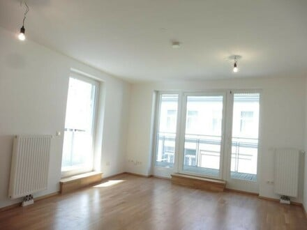 3-Zimmer- Neubauwohnung mit großem Balkon