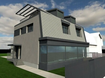 3)Grafische Darstellung eines möglichen Neubaus (