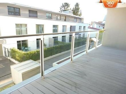 3D-Tour! Moderne 3 Zimmerwohnung mit Loggia in der Nähe des Kaiserwasser!