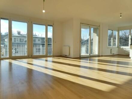 Top moderne 4 Zimmer Neubauwohnung mit 2 Bädern und 16m² Balkonfläche!!!