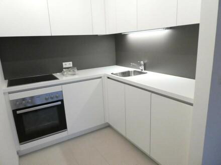 top-moderne Einbauküche