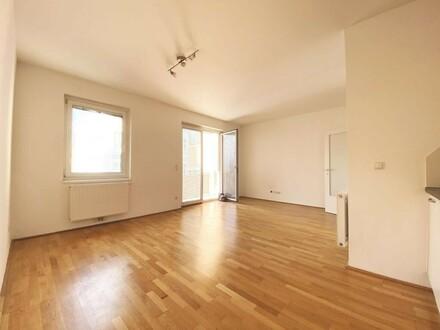 Ruhige 2-Zimmer Wohnung in urbaner Lage