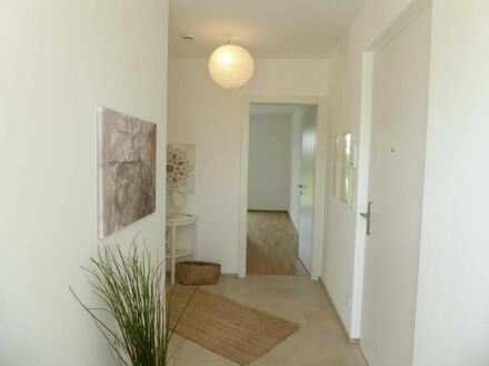 Hochwertige 4 Zimmerwohnung mit großem Garten PLUS Terrasse! PROVISIONSFREI/Erstbezug!NEU 360-Grad-Tour