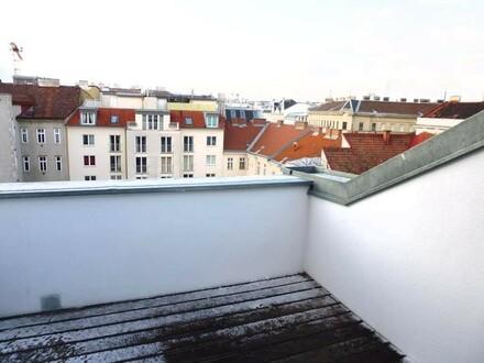 Traumhafte Terrassenwohnung im Margaretenhof
