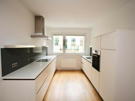 Top sanierte, großzügige 3 Zimmer Wohnung mit 8m² Loggia