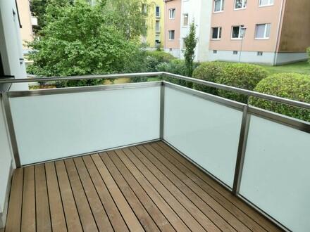 ERSTBEZUG - 2 Zimmer Neubauwohnung mit großem Balkon