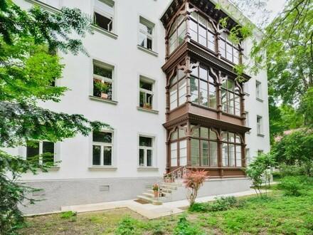 Attraktives Zinshaus im WEG + großzügiger DG-Ausbau bewilligt