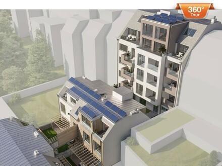 Top Maisonette - Wohnung mit großem Garten! Provisionsfrei!