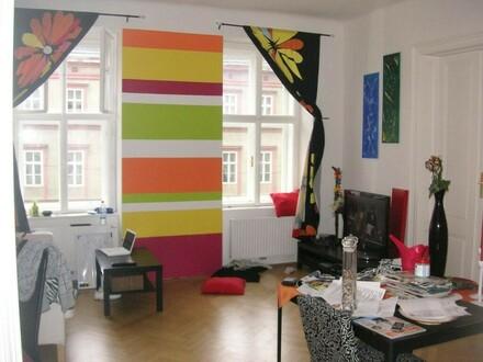 Moderne 2-Zimmer Altbauwohnung in U6-Nähe!!